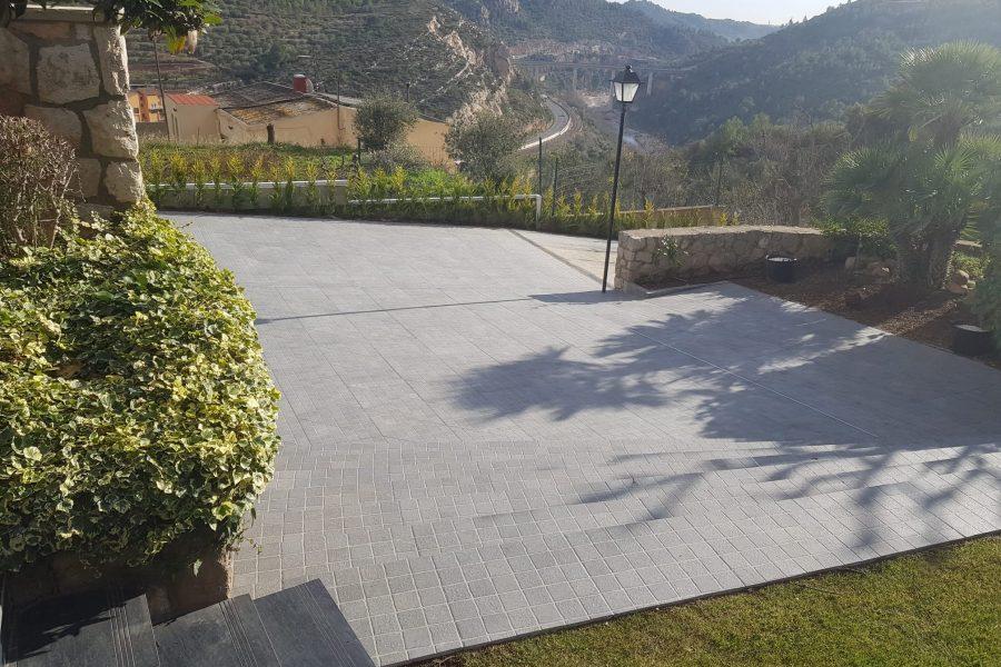 Obra terminada en Tarragona